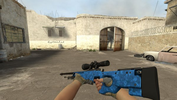 Модель AWP «Cobalt Discruption» для CSS